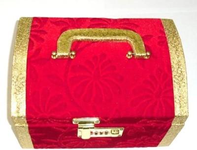 lnc international Velvet Storage Vanity Box