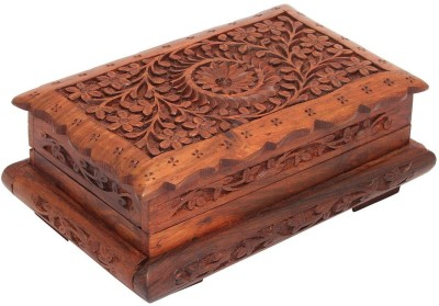 Craft Art India Handmade Wooden Jewellery Box Makeup And Jewellery Etc Vanity Box