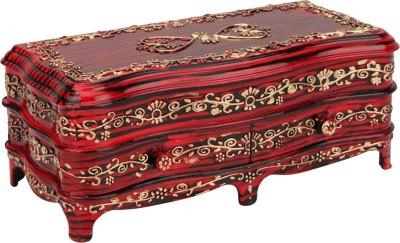 Tuelip Antique RoseWood Classic-2 Jewellery & MakeUp Vanity Box