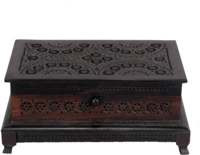 Priyakala Antique Ebony Jewellery Vanity Box