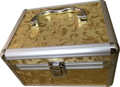 Platinum Flower Makeup, Jewellery Vanity Box