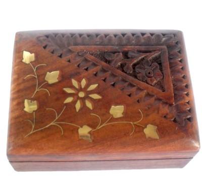 Sheela's Arts&Crafts SH02407 Makeup & Jewellery Vanity Box