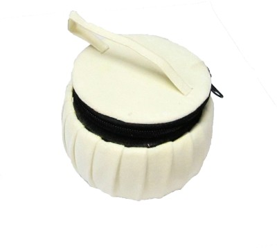 Divine Jewell Bangle Pouch - OffWhite Jewellery Vanity Box