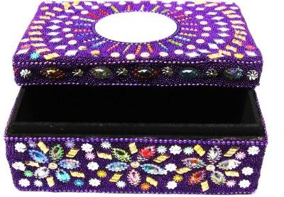 JOSHI ARTS decorated designer Make up, jwellery box Vanity Box