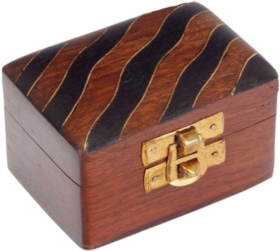 Craft Art India Wooden Decorative Jewelery / Jewellery Box With Designing Jewellery Vanity Box