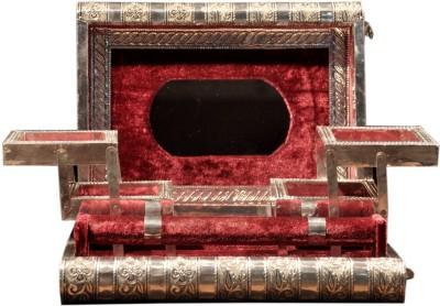 Gunatit Meenakari Bangle, Mackup, Ladies Vanity Box