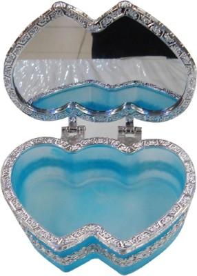 Raghav Heart shape Lipstick case Makeup Vanity Box