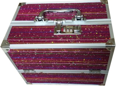 Platinum 39Rani Makeup, Jewellery Vanity Box