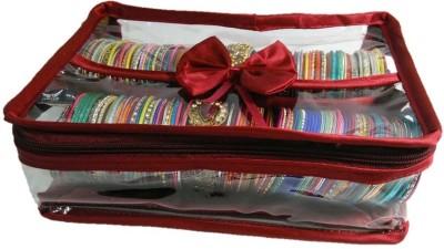 Ermani Export 2 Rods Bangle Travel Case Designer Jewellery Boxe Bangle Box Vanity Box