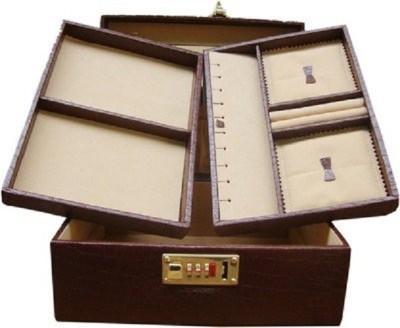 Laveri Double Tray Jewellary Vanity Box
