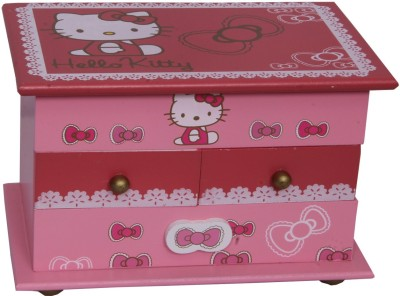 Kids Craft Kids Jewelery Box- 4 B and Miror Four Boxes and Miror Vanity Box