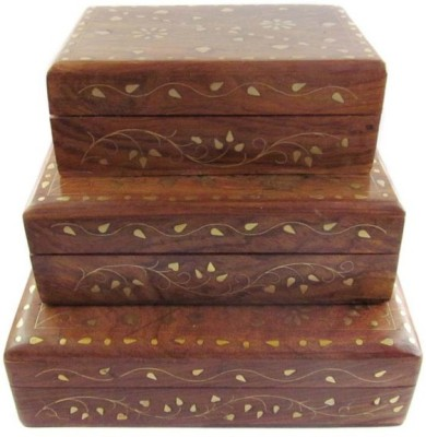 Onlineshoppee AFR1412 Jewellery Vanity Box