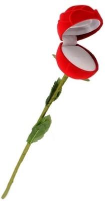 Goodbuy Romantic Rose red (free ring) Vanity Box