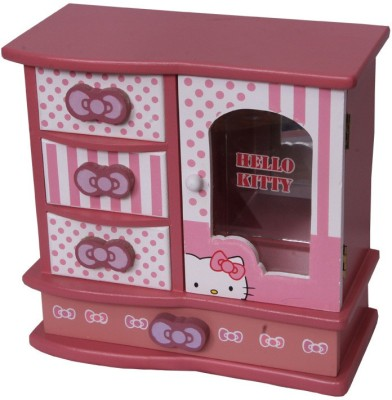 Kids Craft Kids Jewelery Box- 5 B and Miror Five Boxes and Miror Vanity Box