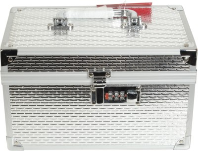 Bs Spy Gmax Silver Box Makeup Vanity Box