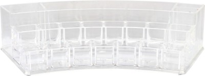 BlushBees Transparent Acrylic Cosmetic Organiser Vanity Box