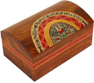Indikala Ethnic Wooden Box Vanity Box