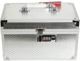Paliwal Silver 1 Tray Makeup Vanity Box ...