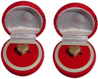 Atorakushon Pack of 2 Jewellery Ear Ring Box Vanity Box