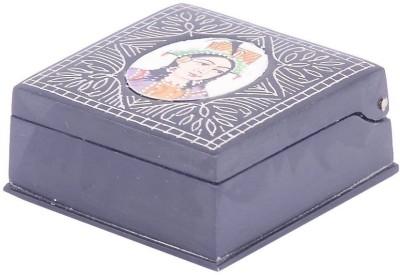 Sheela's Arts&Crafts Bidri Jewellery Vanity Box