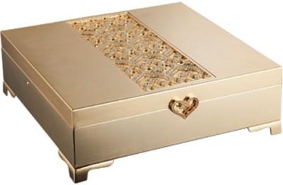 Treta Golden Royal Box Makeup And Jewellery Vanity Box