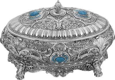 Oranate Antique Jewellery Box Vanity Box