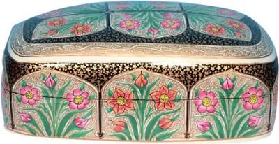 Chinar Paper Crafts METER BOX -7*4 Jewellery, Make Up Vanity Box