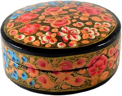 Craftuno Handcrafted Paper Mache Box Showpiece Vanity Box