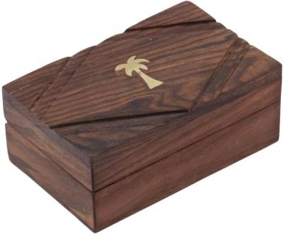 Crafts,man Beautiful Wooden Decorative Jewellery Vanity Box