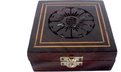 Sheela's Arts&Crafts SH02416 Makeup & Jewellery Vanity Box