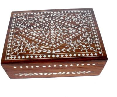 Sheela's Arts&Crafts SH02417 Makeup & Jewellery Vanity Box