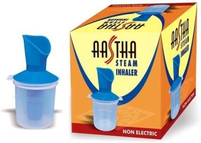 Aastha Steam Inhaler Non Electric Vaporizer(White, Blue)