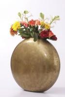 Goyal India Iron Vase(16 inch, Gold) best price on Flipkart @ Rs. 3348