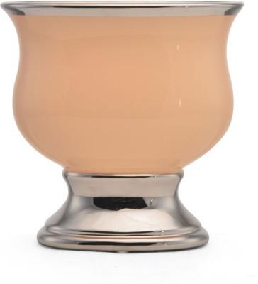 @home Angelic Ceramic Vase(8 inch, Pink)