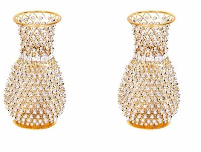 Gojeeva Iron Vase