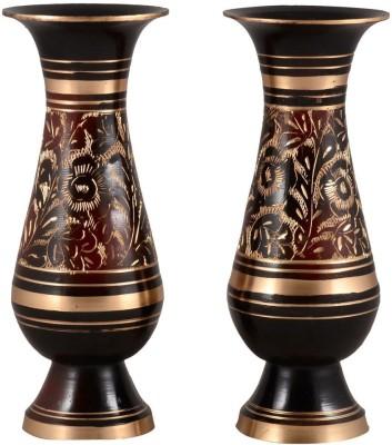 Beyond D Imagine Meena Brass Vase