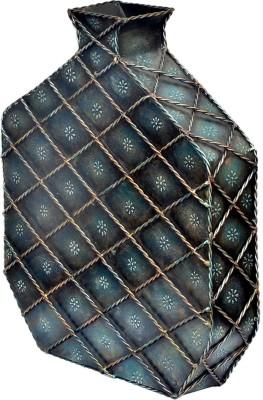 craftsman Iron Vase