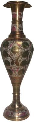 ArtnCraft Brass Vase