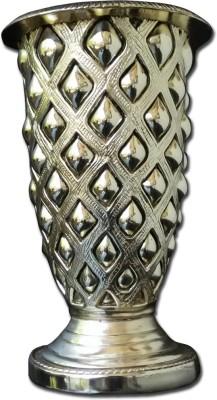 E-Studio Silver Plated Vase