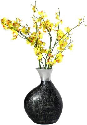 Raja Arts Flower Brass Vase