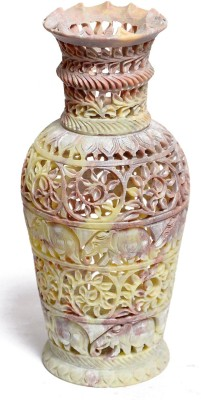 Pooja Creation Stoneware Vase