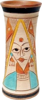 EVONICA Terracotta Vase
