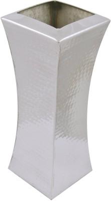 Metallic Kreationz Steel Vase