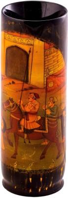 Excellent4U Antique Wooden Vase