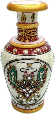 Divsam Meenakari Decorative Elegant Stoneware Vase