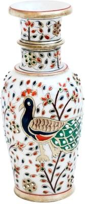 Handicrafts Paradise Marble Stoneware Vase