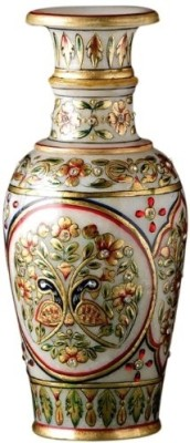 Traditional Rajasthan Stoneware Vase