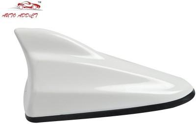 Auto Addict Premium Make Car White Shark Fin Replacement Signal Receiver AA185 Chevrolet UVA Hidden Vehicle Antenna