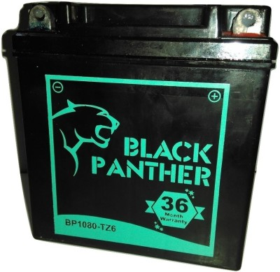 Black Panther 5LB Vehicle Battery Cover