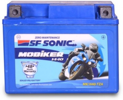 SF Sonic Battery Z4 Vehicle Battery Cover